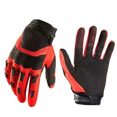 Full Finger Glove Motorcycle Racing Gloves BMX MTB Bicycle Cycling Bike Riding