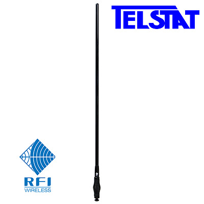 RFI CDR5000 Black 5.0dBi UHF CB Antenna All-Terrain for Uniden GME ORICOM ICOM