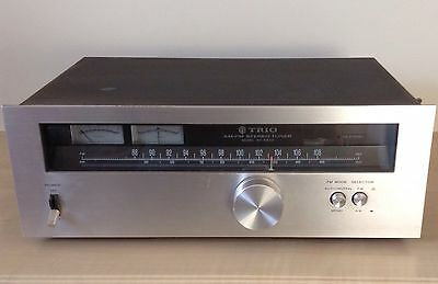 Trio-Kenwood KT5500 AM/FM Stereo RadioTuner. Very Good Condition