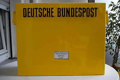 deutsche bundespost briefkasten eur 201 00 picclick de. Black Bedroom Furniture Sets. Home Design Ideas