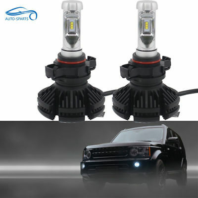 5202 CREE LED Fog Light Bulb 2016 Chevrolet Silverado 2500 HD 3000K 6500K 8000K
