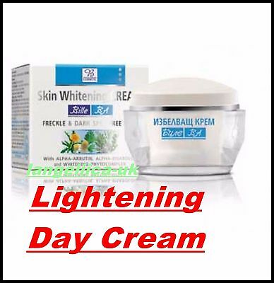 BILE BA Intensive Skin Whitening Lightening Day Cream 50ml with Alpha-Arbutin