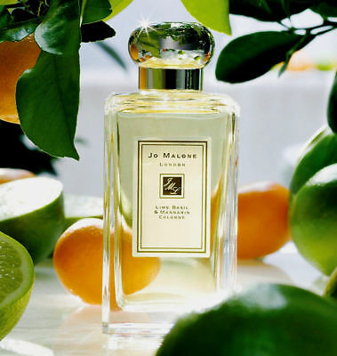 Jo Malone Lime Basil & Mandarin Unisex Perfume decant sample (3 sizes in spray)