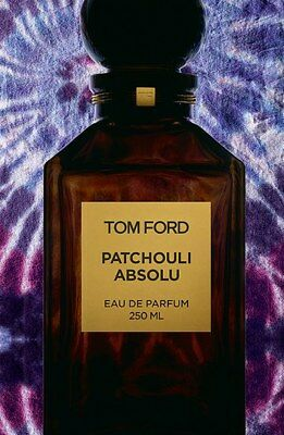 Tom Ford Patchouli Absolu (Unisex) Perfume decant sample (3 sizes in spray)