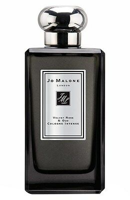Jo Malone Velvet Rose & Oud Intense Perfume decant sample (3 sizes in spray)