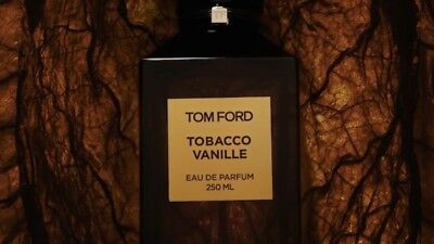 Tom Ford Tobacco Vanille (Unisex) Perfume decant sample (3 sizes in spray)