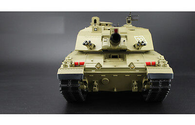 NEW Heng Long Radio Remote Control RC Tank British Challenger 2 1/16th 2.4GHz