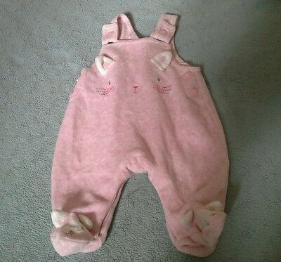 Pink baby clothes girls baby clothes size 9lbs soft bottoms. Bunny