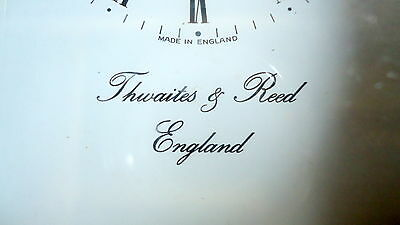 """THWAITES & REED""  Brass Carriage Clock. for Repair"