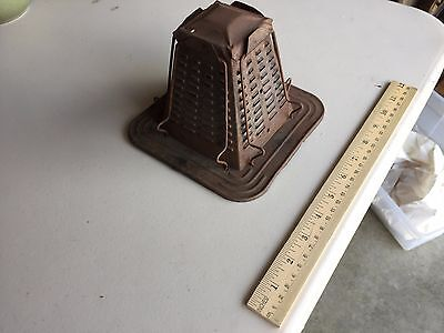 ***********Vintage 4 sided non electric toaster*************