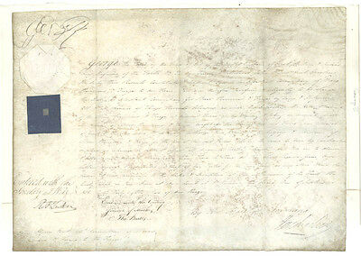 King George Iii (Great Britain) - Military Appointment Signed 09/02/1808