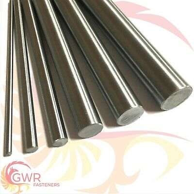 "1/8"" 3/16"" 1/4"" 5/16"" 3/8"" 1/2"" 5/8"" 3/4"" Imperial Silver Steel Bar Ground Shaft"