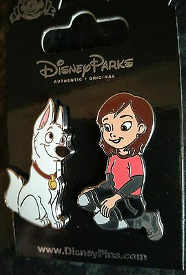 Bolt two pin set Disney Pin - New disney trading pin with card