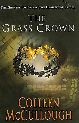 The Grass Crown by Colleen McCullough Paperback Book