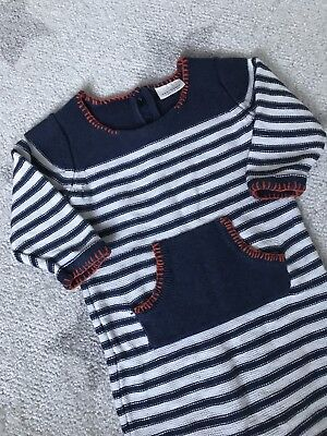 ✨ NEXT Boys Knitted Romper 3-6 Months ✨
