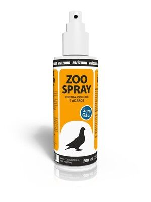 Pigeon Product - ZooSpray by Avizoon (External Parasite)