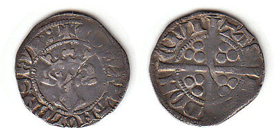 England 1307-1327 Edward II Silver Penny London Mint