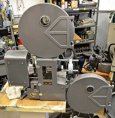 WW II Holmes NAVY Portable 35mm Sound Projector Fully Restored Museum Quality