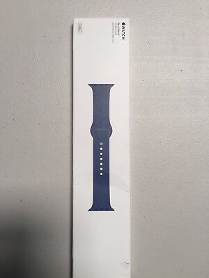 OEM Apple - Sport Band for Apple Watch 38mm MNJ22AM/A  - Ocean Blue 1409eb