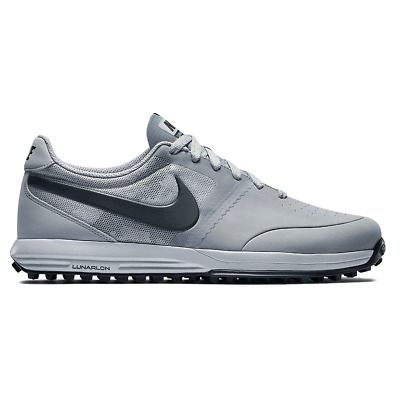 New Nike Lunar Mount Royal Spikeless - Wolf Grey