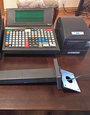 VeriFone Ruby SuperSystem Used (Includes-Scanner-Printer-Credit Card Machine)