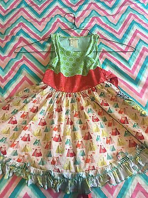 matilda jane size 4 dress