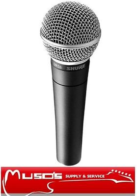 Shure SM58 microphone $199 + postage ($10 for Greater Sydney)