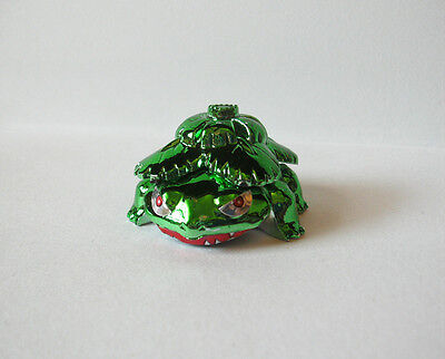 "Pokemon Venusaur metallic green 2"" action figure toy Japan"