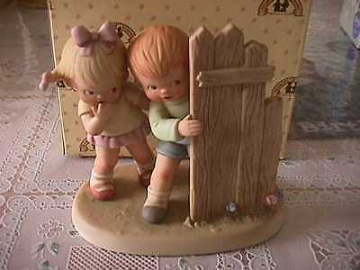 """Memories of Yesterday """"If You Can't Be Good, Be Careful"""" Enesco 1987 NM"""