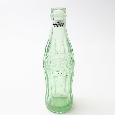 Coca Cola Hobbleskirt Bottle 6 oz Type: Gloucester, Virginia C92 L55