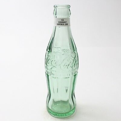 Coca Cola Hobbleskirt Bottle 6.5 oz Type: Vansant, Virginia VA C96 C58