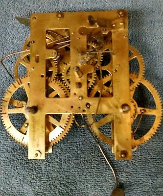Antique Sessions Movement for parts or repair