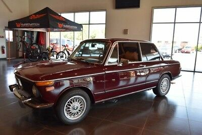 1976 Bmw 2002  Clean Title, Fully Restored, Automatic, Sunroof