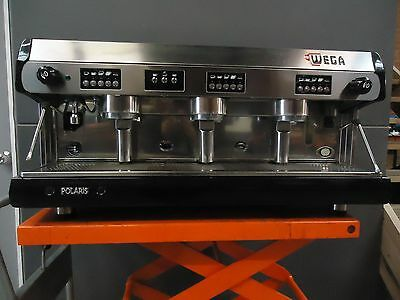 WEGA POLARIS 3 Group Commercial Coffee Machine