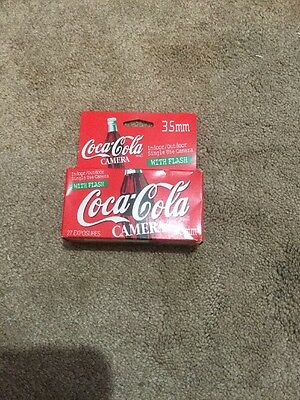 Coca-Cola 35mm Indoor/outdoor Camera , New In Box For Collecting purposes only
