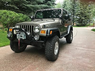 2005 Jeep Wrangler Unlimited Rubicon Sport Utility 2-Door 2005 Jeep Wrangler Unlimited Rubicon Sport Utility 2-Door 4.0L  6776 miles