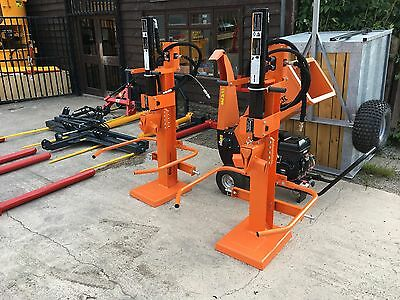 Venom 14 Ton Hydraulic Log Splitter Tractor 3 Point Linkage Mounted with Stand