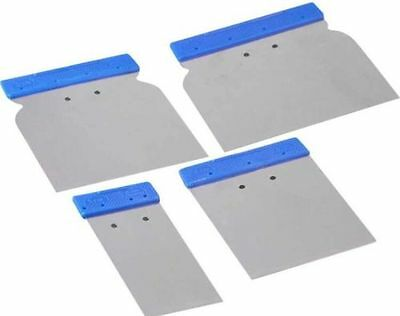 Flexible Filling Blades Mixing Walls Ceilings Woodwork 4 Pack DIY Decorating New