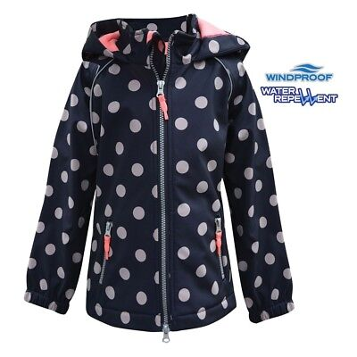 Thomas Cook Girls Elvy Softshell Horse And Equestrian