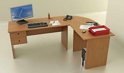 Job location Home Office Series Eco Cm. 183X132X72H Furnishing Accessories