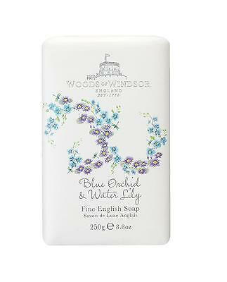 Woods of Windsor Blue Orchid & Water Lily Jabon de mano 250ml