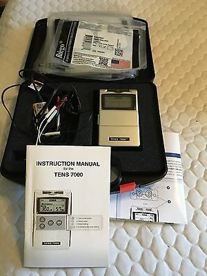 Balego 7000 Tens unit 100m A output with 36 pads and case