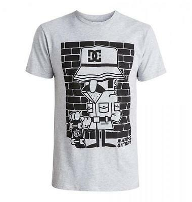 Dc Shoes T-Shirt Men'S 123 instigateur T.shirt m / m snowboard EDYZT03377-KNFH