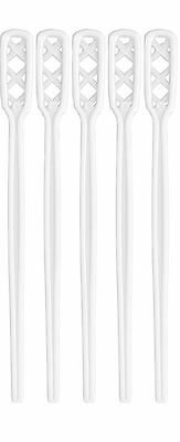 1000 x Plastic Hot Drink Stirrers, Disposable Tea Coffee Stirrer [5055202158030]