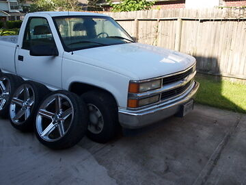 1998 Chevrolet Other Pickups texas package 1998 Chevrolet !500