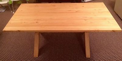 50 x NEW Solid Pine 6ft Dining Tables 40mm Thick Rustic Farmhouse *Restaurant