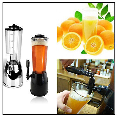 Tube for Wine Juice Bar Tool 2.5L Beer Machine Beverage Dispenser Ice Handy