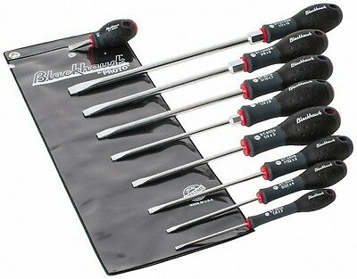 Blackhawk™ by Proto® Slotted Screwdriver Set 9 Piece