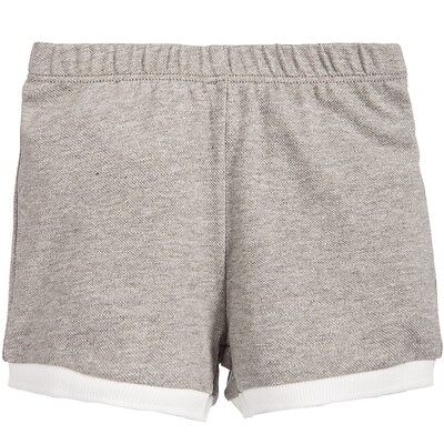 Moncler Baby Grey Shorts 12-18 Months