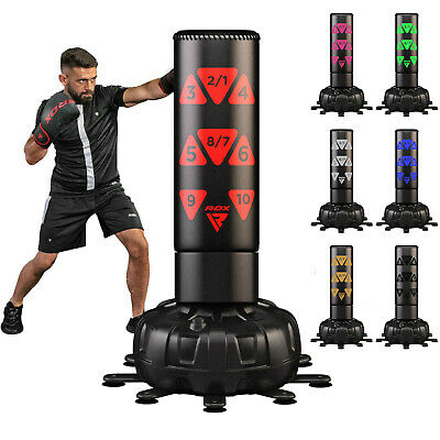 RDX Boxing Chest Guard Protector Body MMA Armour Belly Training Pad Sports TKD